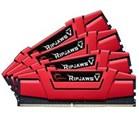 32GB-RipjawsV DDR4 32GB (8GB x 4) 3000MHz CL15 Quad Channel