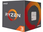 RYZEN 3 1200 4-Core 3.1 GHz -AM4