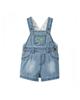 لباس نوزادی - سرهمی نوزادی لوپیلو کد jl123 - آبی