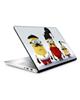 - استیکر لپ تاپ طرح مینیون مدل TIE043 مناسب برای لپ تاپ 15.6 اینچ