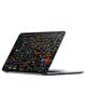 ماسا دیزاین استیکر لپ تاپ طرح ریاضی فیزیک مدل STL0107 برای لپ تاپ 15.6 اینچ