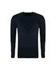 جامه پوش آرا تی شرت ورزشی زنانه مدل 4561018219-94 - مشکی ساده - آستین بلند