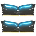 32GB-T-Force Night Hawk LED -DDR4 3200MHz CL16 Dual Channel