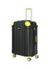 - چمدان آی تی مدل magnus 2354 سایز کوچک - مشکی فسفری