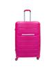 - چمدان بوراک مدل C052 سایز متوسط - سرخابی