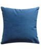 - کوسن آیکا طرح ساده مدل WC01 - طرح آبی سرمه ای