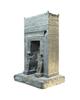تندیس و پیکره شهریار مجسمه دروازه ملل جنس پودر سنگ و رزین ,پلیاستر MO1510 سایز بزرگ
