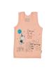 لباس نوزادی - تاپ نوزادی دخترانه رویش کد 19