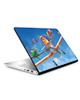 - استیکر لپ تاپ طرح کارتون هواپیما مدل TIE007برای لپ تاپ 15.6 اینچ