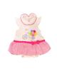 - پیراهن دخترانه نوزاد مایورال مدل MA 184659 - صورتی
