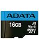 ADATA 16GB - Premier V10 A1 UHS-I Class 10 100MBps microSDHC
