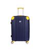- چمدان  آی تی مدل magnus 2354 سایز بزرگ - سرمه ای زرد