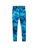 Uhlsport لگ ورزشی زنانه کد WUH738 - فیروزه ای آبی - طرح دار - پلیاستر