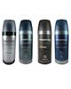 آرایشی بهداشتی اسپری خوشبو کننده پرستیژ مدل Px  مجموعه 4 عددی