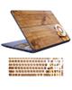 - استیکر لپ تاپ کد c-ff به همراه برچسب حروف فارسی کیبورد
