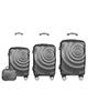 - مجموعه چهار عددی چمدان مدل 236910 - طوسی