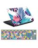 - استیکر لپ تاپ طرح فلامینگو کد 0909-98مناسب برای لپ تاپ 15.6 اینچ