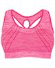 لباس زنانه نیم تنه ورزشی زنانه کد 3245-5 - صورتی - طرح دار