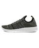 - کفش مخصوص دویدن زنانه مدل yezi رنگ خاکستری - پارچه