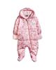 لباس نوزادی - سرهمی نوزادی لوپیلو کد 2176 - صورتی