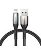 Baseus کابل تبدیل USB به لایتنینگTZCALSP-A01 طول 1 متر بسته 16 عددی