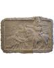 تندیس و پیکره شهریار کتیبه پیروزی شاپور اول بر امپراتور روم  کد MO680 سایز متوسط