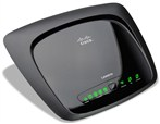 مودم اي دي اس ال -ADSL MODEM Linksys WAG120N -Wireless-N Home ADSL2 Modem Router