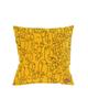 رنگار شاپ کاور کوسن مدل PW99014 - زرد - طرح دار