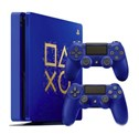 کنسول بازی SONY Playstation 4 Slim -500- PS4-Region 2 CUH-2116A-2 GamePad BLUE