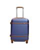 - چمدان پی کی کد PK02 سایز کوچک - آبی تیره