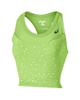 asics نیم تنه ورزشی زنانه مدل 129952-2050 - سبز روشن - طرح دار