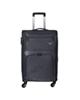 - چمدان مدل کاریبو کد 6121 سایز کوچک - سرمه ای تیره