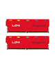 ASGARD 16GB - LOKI W1 DDR4 - (2x8GB) 3200MHZ RGB RED