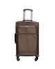 - چمدان پاور مدل 006 سایز متوسط - قهوه ای