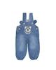 لباس نوزادی - سرهمی نوزادی کد 2010 - آبی