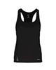 Zoano تاپ ورزشی زنانه مدل WUB61225 - مشکی - پلی استر - پد دار