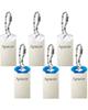 Apacer فلش مموری USB 2.0 مدل AH111 ظرفیت 16 گیگابایت مجموعه 6 عددی