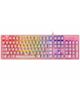 RAZER کیبورد بازی Keyboard Huntsman Quartz - گیمینگ