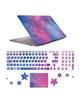 - استیکر لپ تاپ صالسو آرت مدل 5073 hk + برچسب حروف فارسی کیبورد