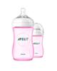 لوازم نوزاد شیشه شیر اونت مدل SCF694/27ظرفیت 260 میلی لیتر بسته 2 عددی