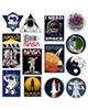ماسا دیزاین استیکر لپ تاپ طرح ناسا کد STV002 مجموعه 15 عددی