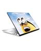 - استیکر لپ تاپ طرح مینیون مدل TIE047 مناسب برای لپ تاپ 15.6 اینچ