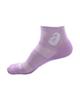 - جوراب ورزشی زنانه کد AS11 - صورتی