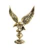 - مجسمه عقاب کد 020030061 - طرح برنزی