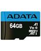 ADATA 64GB - Premier V10 A1 UHS-I Class 10  -100 MBps  microSDXC