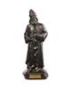 تندیس و پیکره شهریار مجسمه مولانا فایبرگلاس رنگ سفید-نقره ای-طلایی-مسی-برنز کد M110