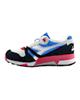 Diadora کفش مخصوص پیاده روی زنانه کد 2-3719 - مشکی سفید آبی قرمز