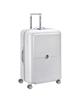 Delsey چمدان مدل TURENNE کد 1621820 سایز متوسط - نقره ای