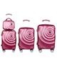 لوازم سفر- مجموعه چهارعددی چمدان مدل R1936