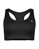 LINING نیم تنه ورزشی زنانه مدل AUBM018-3 - مشکی ساده
